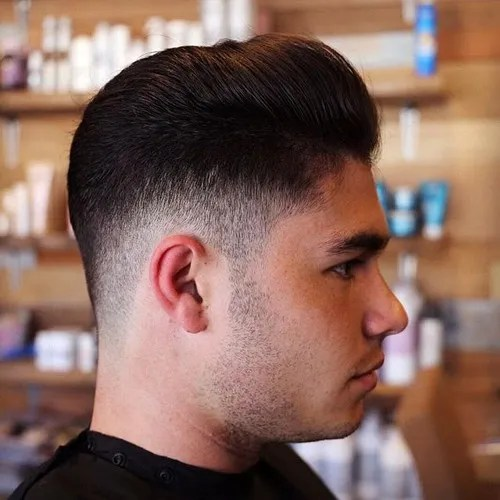 Excellent 45 Classy Taper Fade Cuts For Men Hairstyles For Women Draintrainus