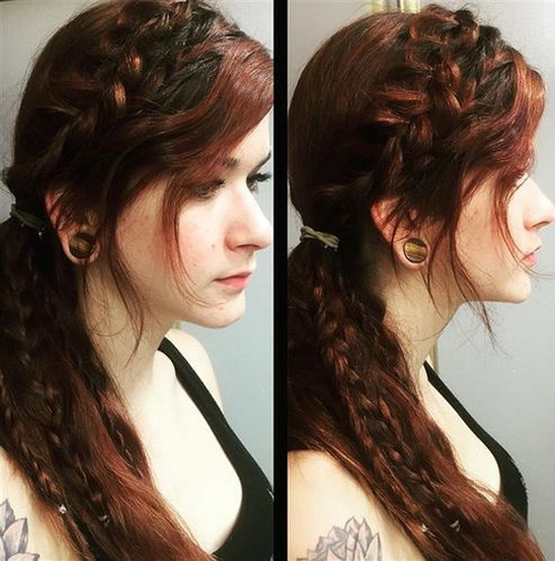 Astounding 20 Great Ponytails With Bangs Inspiration Ideas Short Hairstyles Gunalazisus