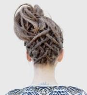 creative dreadlock styles