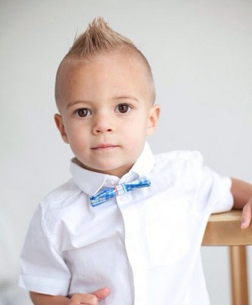 baby hair cut style 20 сute baby boy haircuts 6093