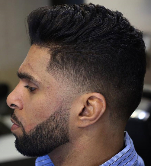 45 Classy Taper Fade Cuts For Men