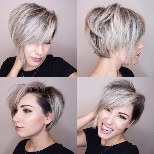 37 Short Choppy Haircuts That Are Popular for 2018