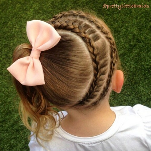 creative braided school