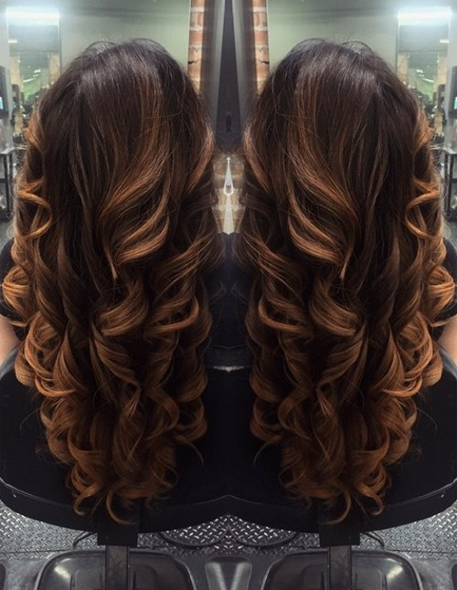 40 V Cut And U Cut Hairstyles To Angle Your Strands To