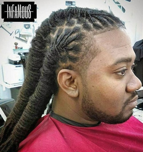 Cool The Hottest Mens Dreadlocks Styles To Try Hairstyles For Men Maxibearus