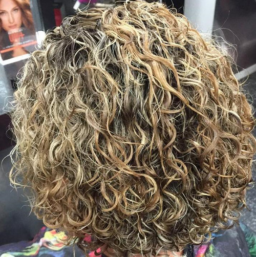 perm for medium thick hair