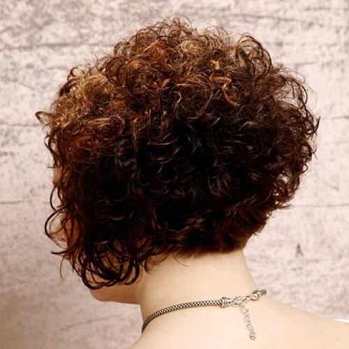 Sensational 40 Gorgeous Perms Looks Say Hello To Your Future Curls Short Hairstyles Gunalazisus