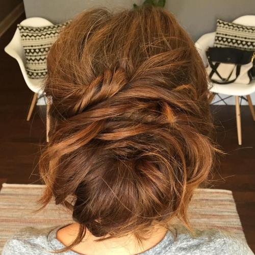 40 Chic Chignon Buns That Bring The Class Into Formal And