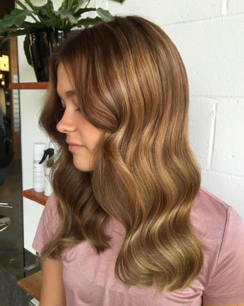 40 Unique Ways To Make Your Chestnut Brown Hair Pop