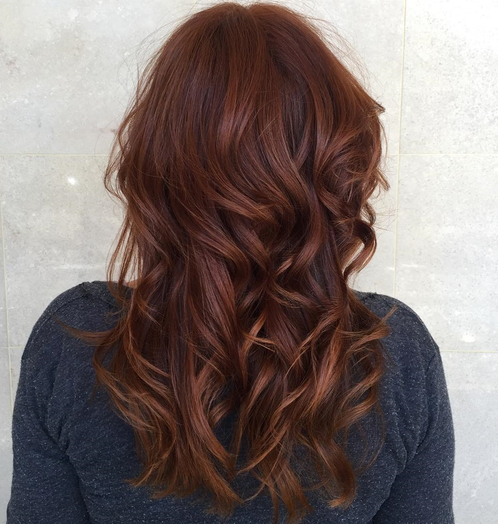 Image result for auburn brown hair color