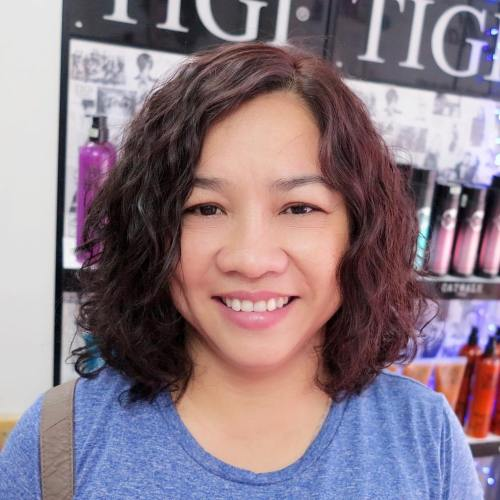 Image Result For Gorgeous Perms Looks Say O To Your Future Curls