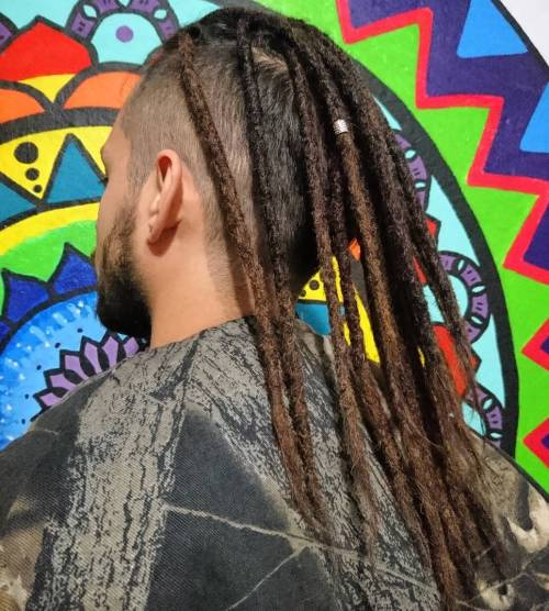 Men's Dread Undercut