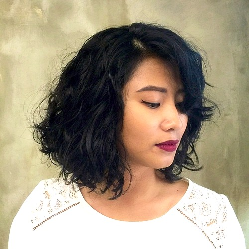 Admirable 40 Gorgeous Perms Looks Say Hello To Your Future Curls Hairstyle Inspiration Daily Dogsangcom