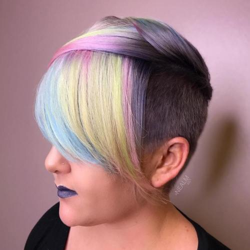 pastel hair guide 40 shades of pastel hair color