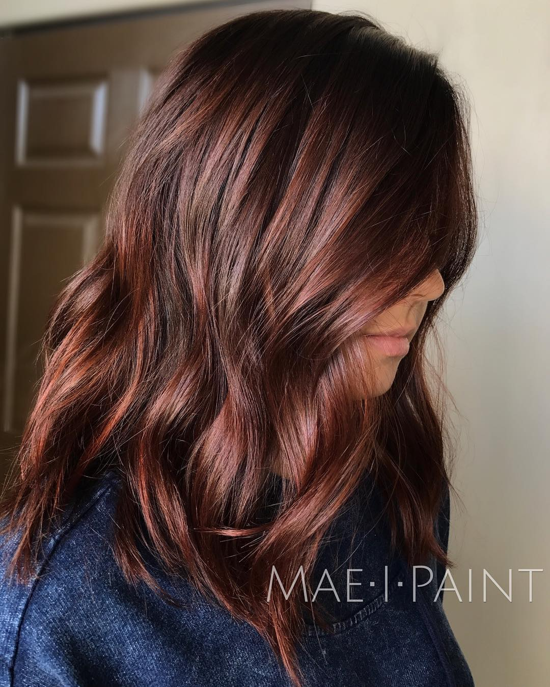 Chocolate Hairstyles. Gorgeous Light Brown Hair Colors Herinterest ...
