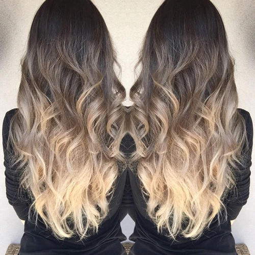 4 most exciting shades of brown hair dark brown to light ash brown and blonde ombre urmus
