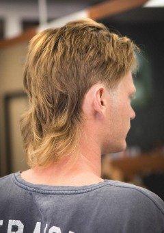 layered mullet with side undercuts