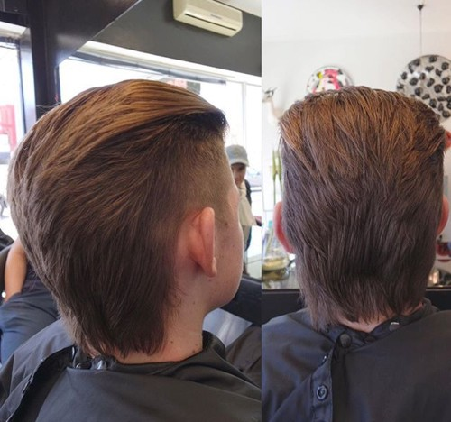 Mullet Haircuts: Party in the Back, Business in the Front