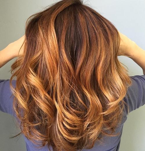 Astonishing 50 Glamorous Auburn Hair Color Ideas Short Hairstyles For Black Women Fulllsitofus