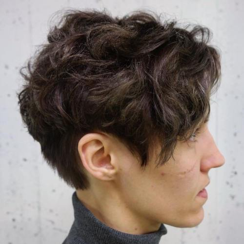 short haircuts for permed hair 50 gorgeous perms looks say hello to your future curls 5289 | 9 curly choppy pixie
