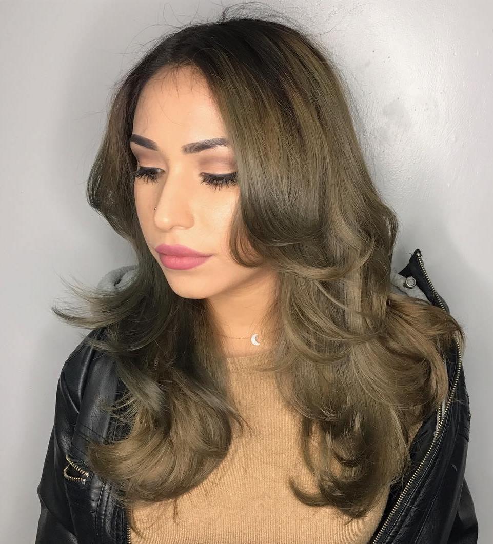 Light Ash Brown Hair Good Looking