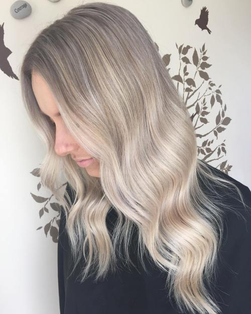 40 Ash Blonde Hair Looks Youll Swoon Over