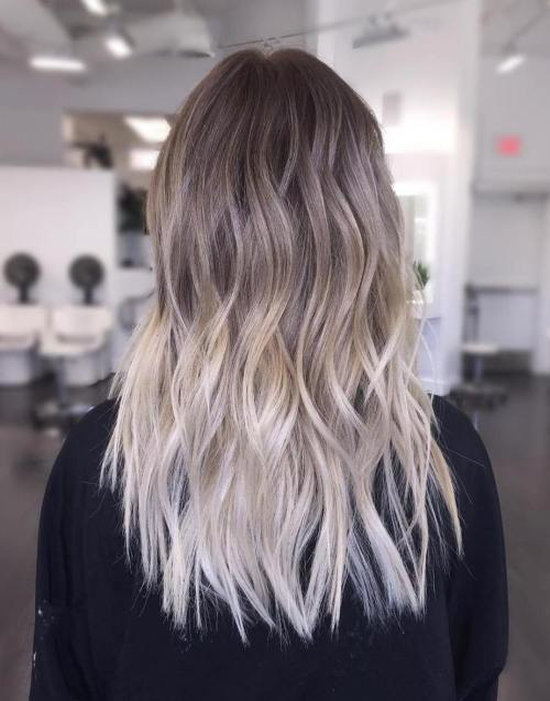 Ash Blonde Colormelt