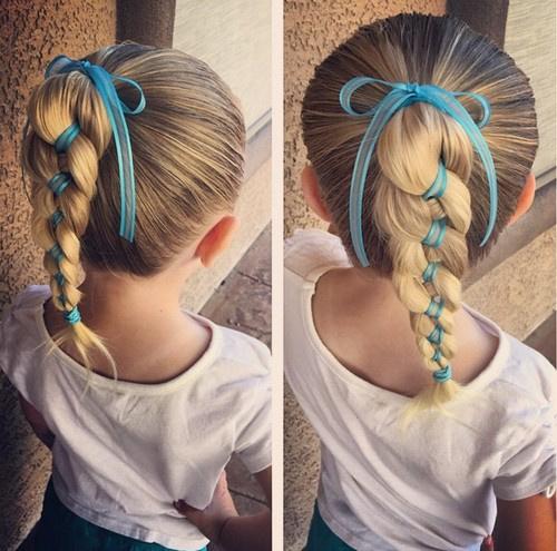 Sensational 20 Adorable Toddler Girl Hairstyles Short Hairstyles For Black Women Fulllsitofus