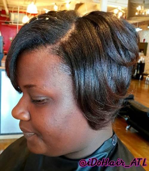 Pleasing Sew Hot 30 Gorgeous Sew In Hairstyles Short Hairstyles Gunalazisus