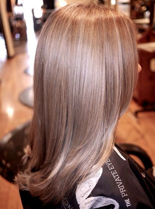 20 Shades Of Grey Silver And White Highlights For Eternal