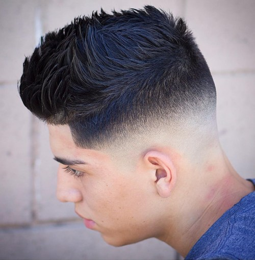 40 Different Military Haircuts For Any Guy To Choose From