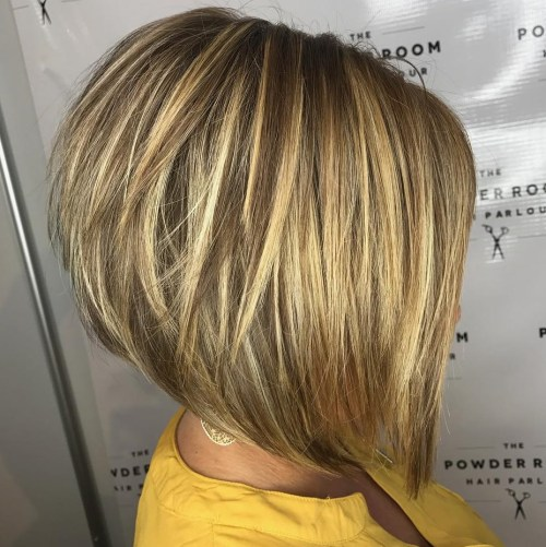 The Full Stack: 50 Hottest Stacked Bob Haircuts