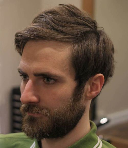 Pompadour Haircut Length : 20 stylish mens hipster haircuts