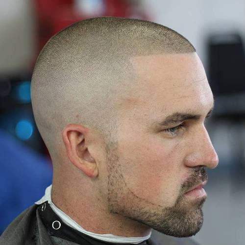 extra short high and tight