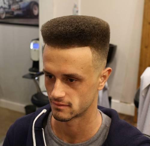 Surprising 20 Fab And Cool Flat Top Haircuts Short Hairstyles Gunalazisus