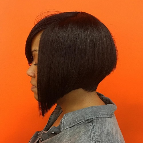 35 Short Weave Hairstyles You Can Easily Copy - photo #3