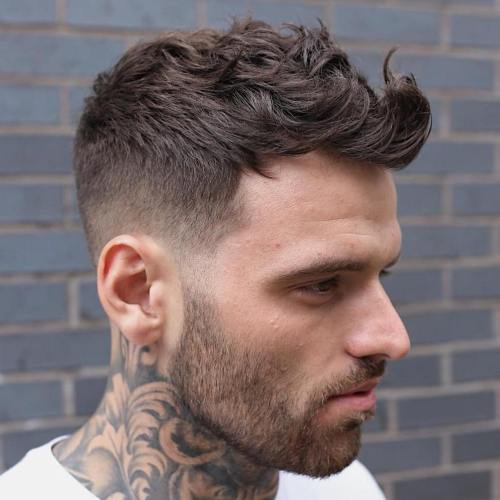 40 Best Haircuts for a Receding Hairline | The Right Hairstyles