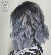 shades of grey hair trend