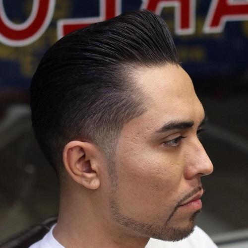 Men's Pompadour Hairstyle