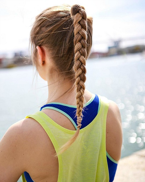 High Braid