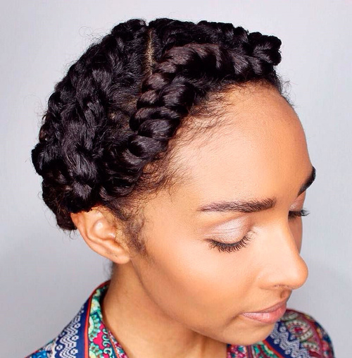 flat twist hairstyles relaxed