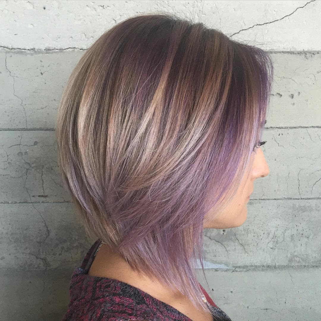 swoon-worthy lilac hair ideas