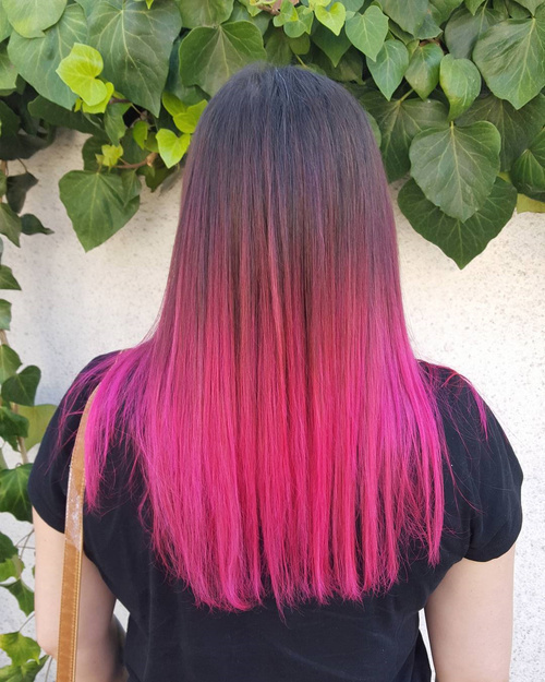 20 Dip Dye Hair Ideas – Delight for All!