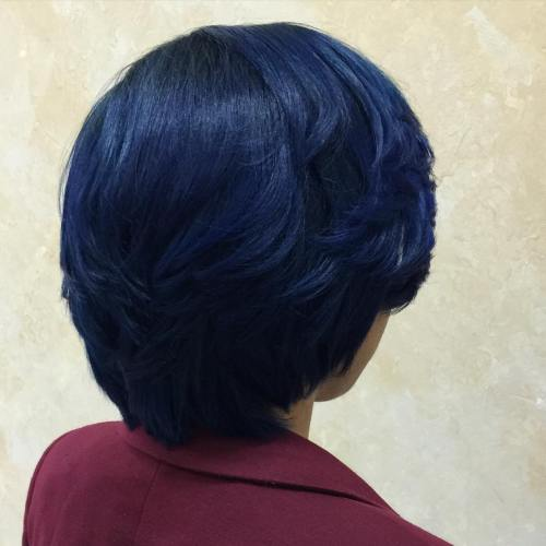 Dark Blue Pixie Bob
