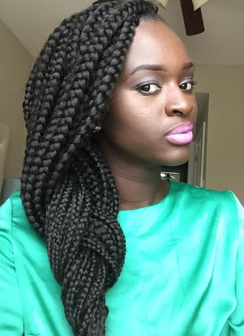 20 EyeCatching Ways to Style Dookie Braids