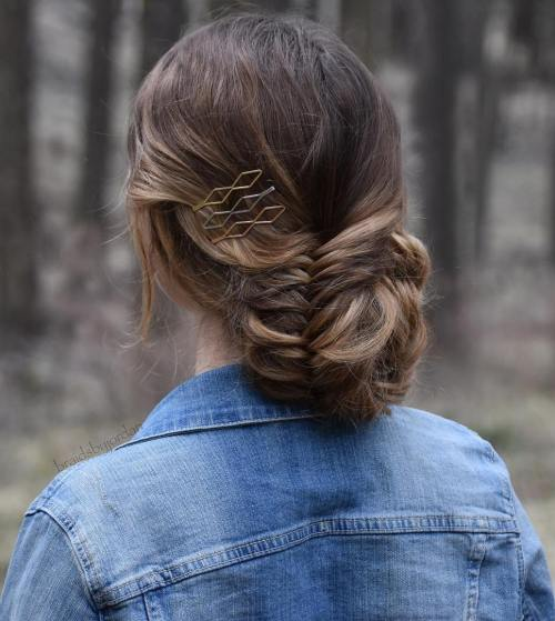 Pinned Up Fishtail