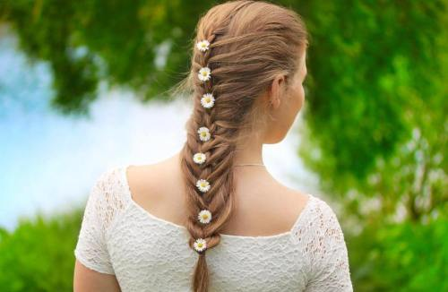 tresse sirene magiques coiffer