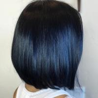 Blue Black Hair: How to Get It Right