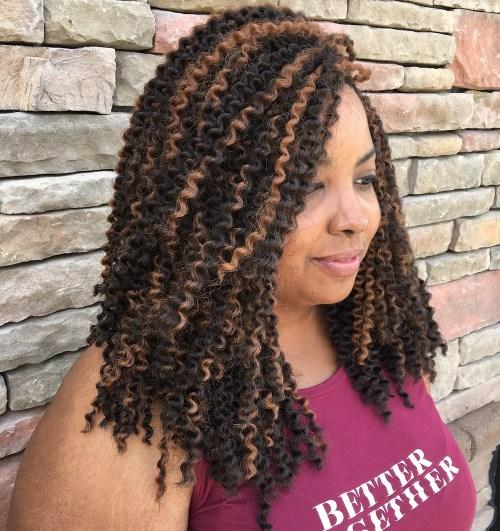 40 Crochet Zöpfe Frisuren für Ihre Inspiration