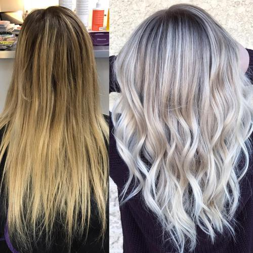 before after olaplex